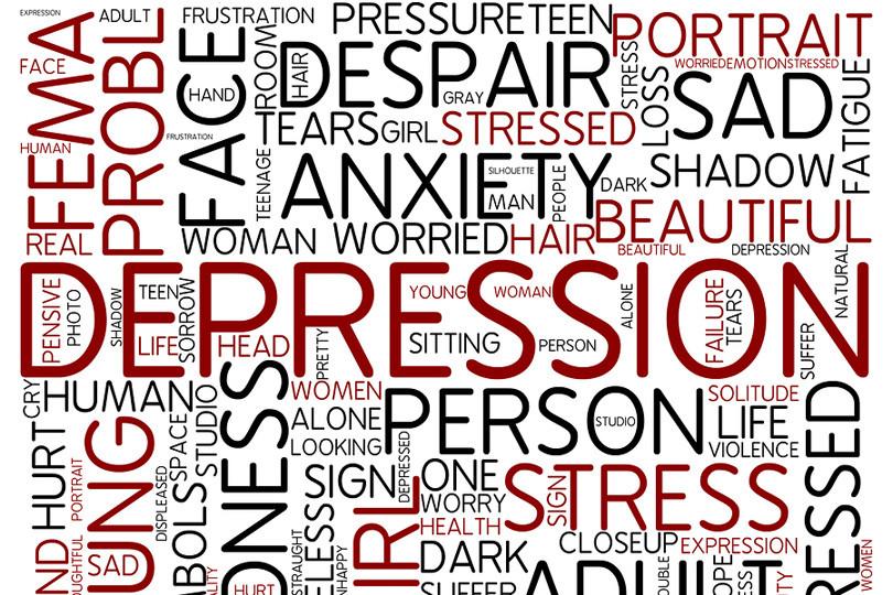 forme della depressione